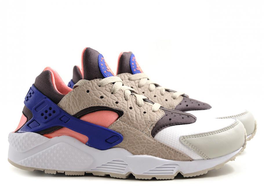 timeless design cc834 1ecd2 Nike NSW Air Huarache Size? Grey / Pink / Blue