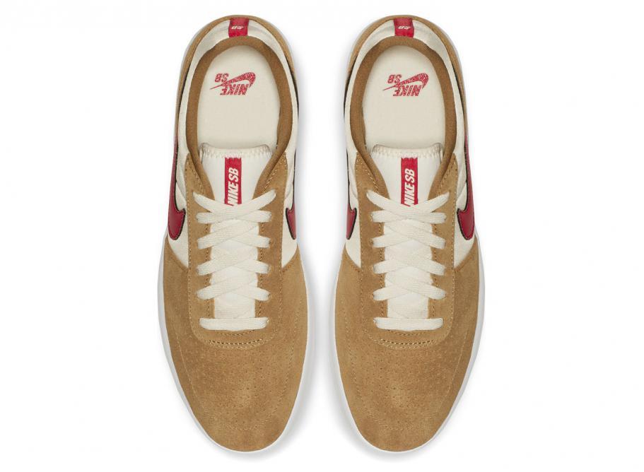 316d58f7631d Nike SB Team Classic Golden Beige AH3360-202   Soldes   Novoid Plus