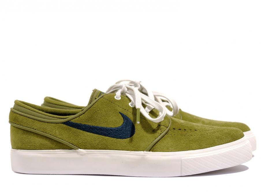 separation shoes fcda3 be917 Nike SB Wmns Zoom Janoski Olive Flak AH4233-300   Soldes   Novoid Plus