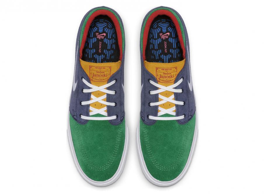 Nike SB Zoom Janoski RM Lucid Green