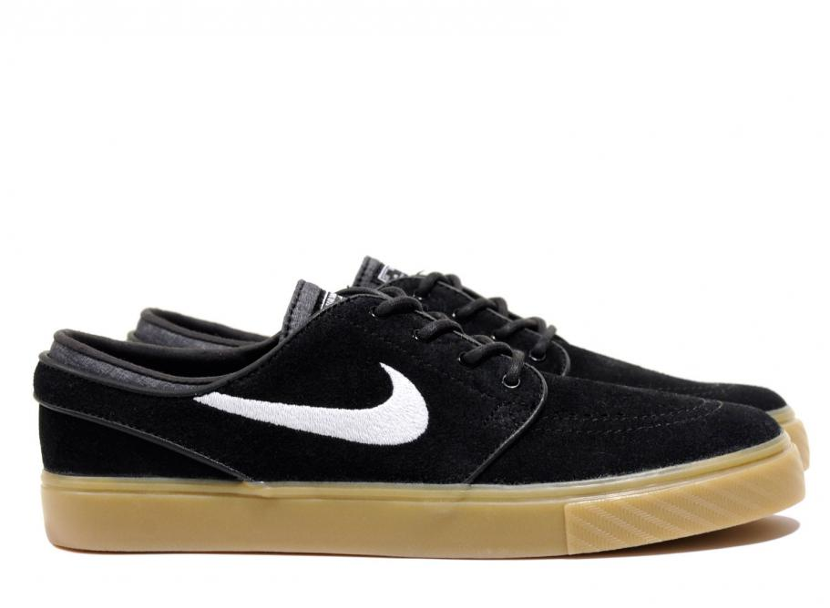 Nike SB Zoom Stefan Janoski | White | Skate shoes | 333824