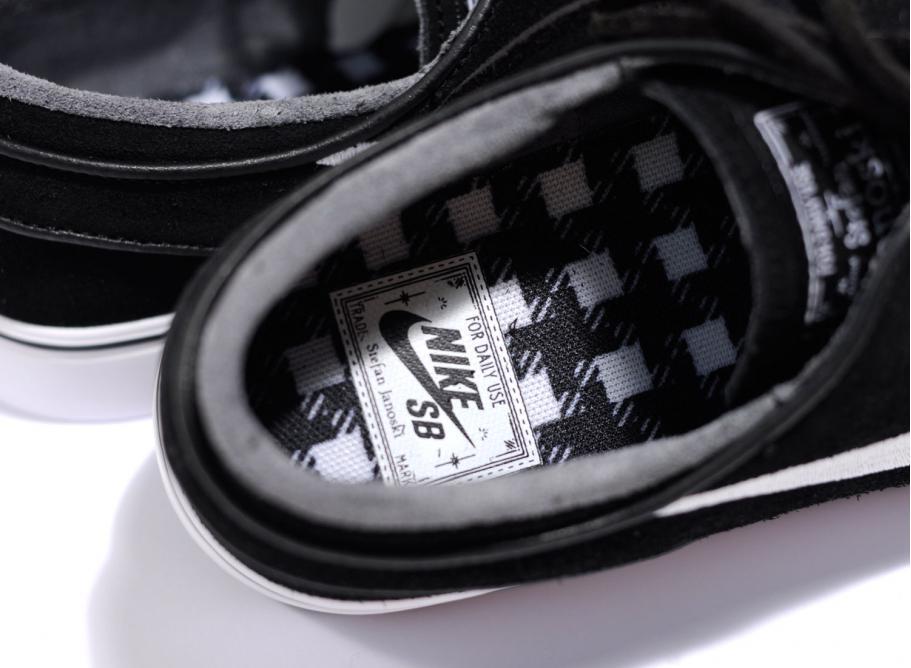 wholesale dealer e8fed 5461b NIKE SB ZOOM STEFAN JANOSKI OG BLACK