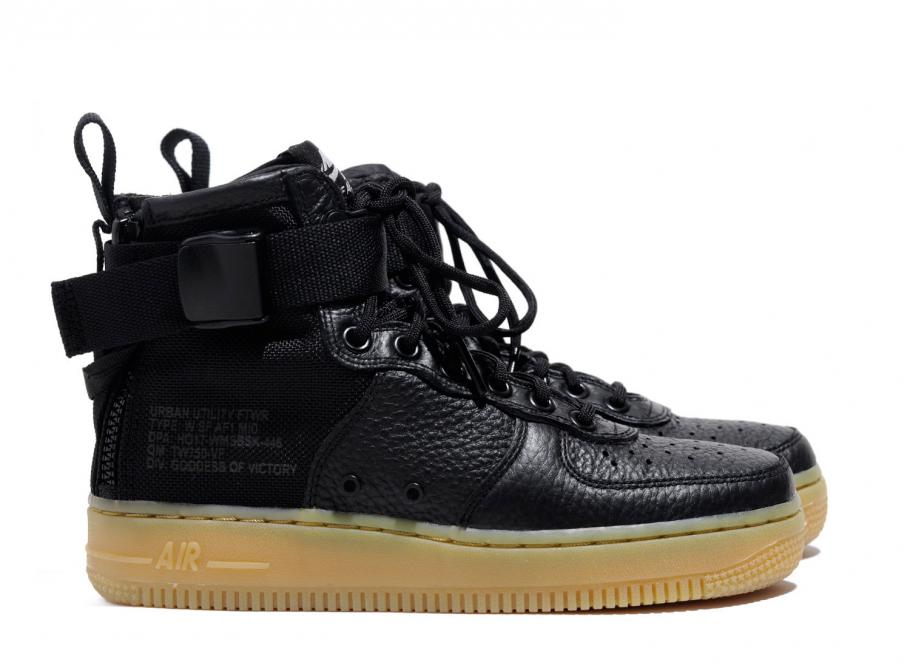 air force 1 mid soldes