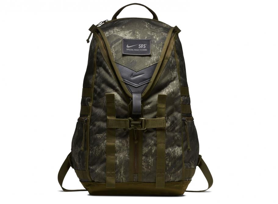 size 40 b0eff 42b65 Nike SFS Recruit Printed Training Backpack Olive BA5774-395   Soldes    Novoid Plus