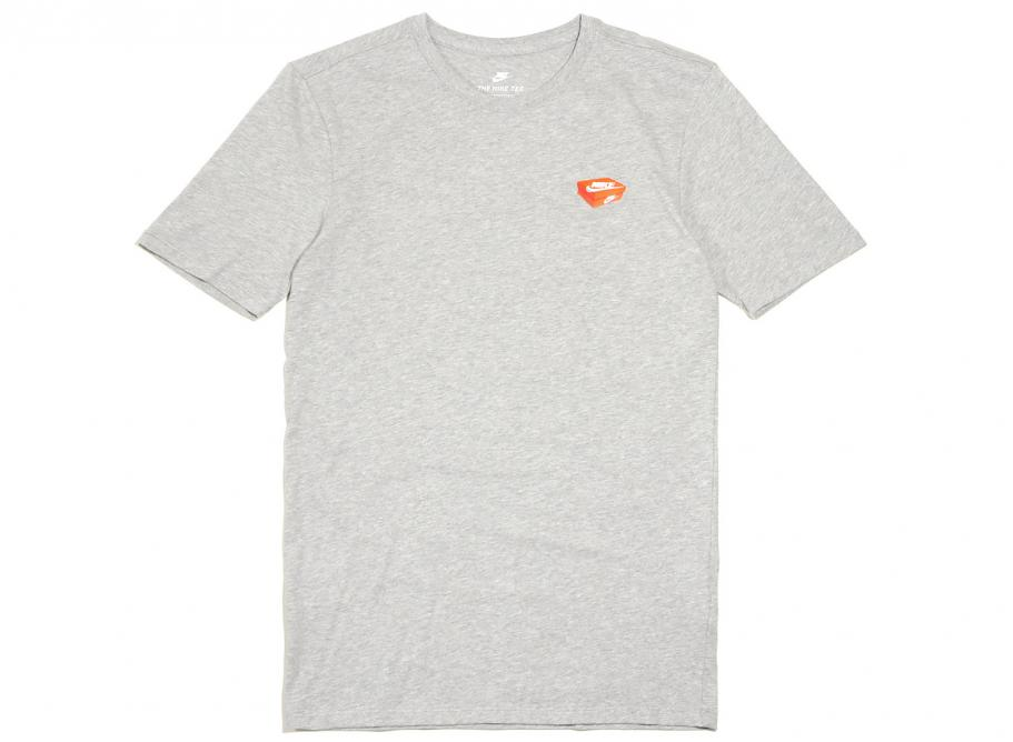 luce del sole posizione essi  Nike Sportswear Tee Grey AA6339-063 / Soldes / Novoid Plus