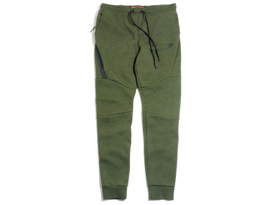 021c51875 Nike Tech Fleece Jogger Olive 805162-222   Soldes   Novoid Plus