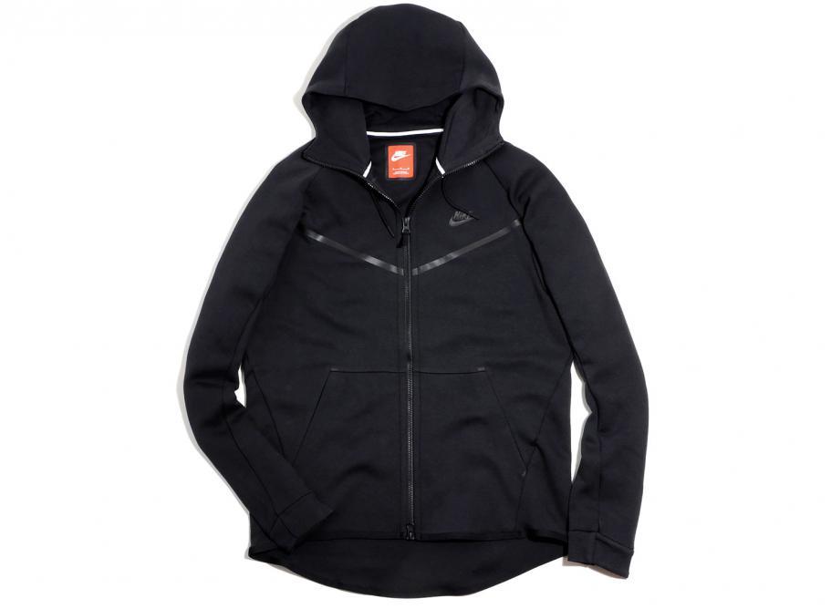 Asco matraz Factor malo  Nike Sportswear Tech Fleece Windrunner Black 805144-010 / Soldes / Novoid  Plus