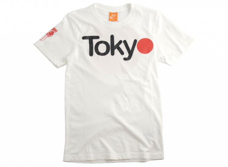 334f026a34857 Nike Track & Field International T-Shirt / Tokyo