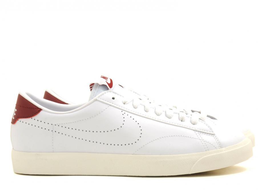 Nike Tennis Classic AC White   Chianti   Soldes   Novoid Plus c55bb008643c