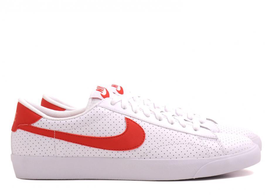 la meilleure attitude 53620 61141 Nike Tennis Classic AC White / University Red