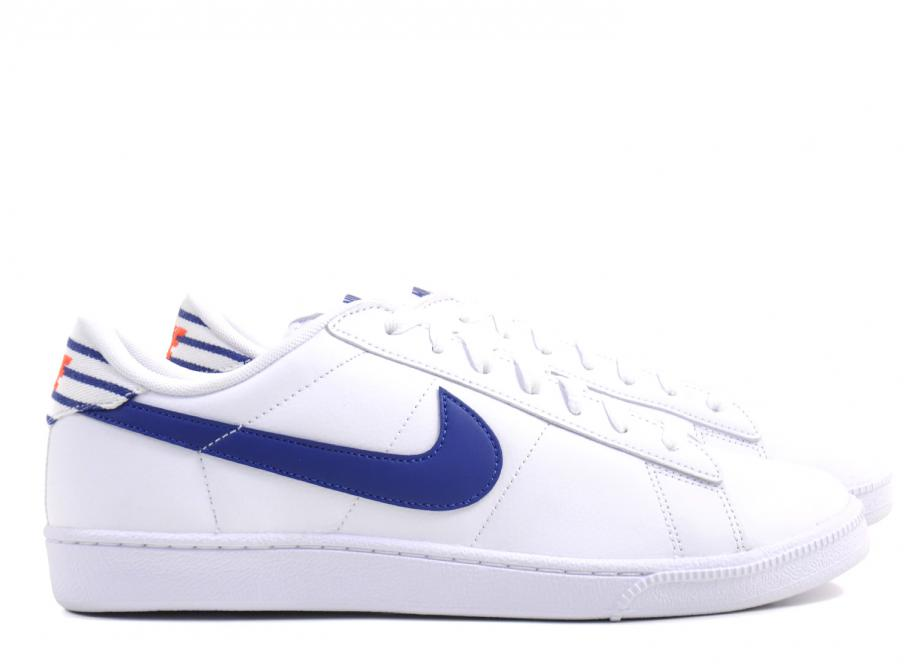 Nike Tennis Classic CS White   Gym Blue   Soldes   Novoid Plus c9de60e3c