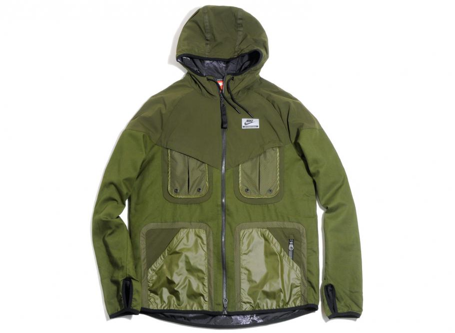 Nike International Windrunner Jacket Dark Loden 802371-347   Soldes    Novoid Plus 5008d1d3e3