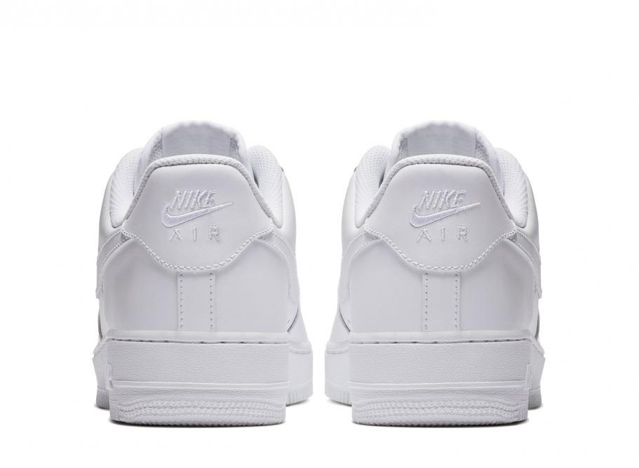 100% authentic 921ff e45a1 NikeNike Wmns Air Force 1 07 White