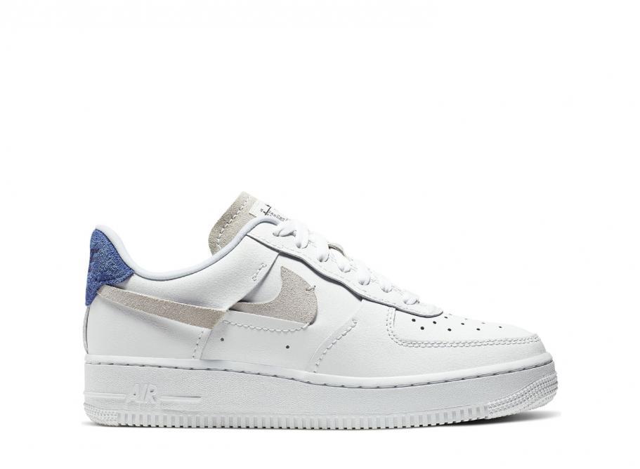Nike Wmns Air Force 1 07 LX White Platinum Tin