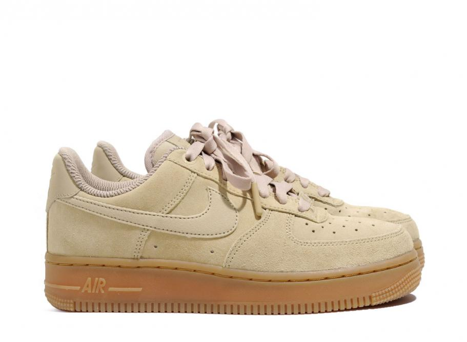 new styles 3529a 03708 Nike Wmns Air Force 1 07 SE Mushroom AA0287-200   Soldes   Novoid Plus