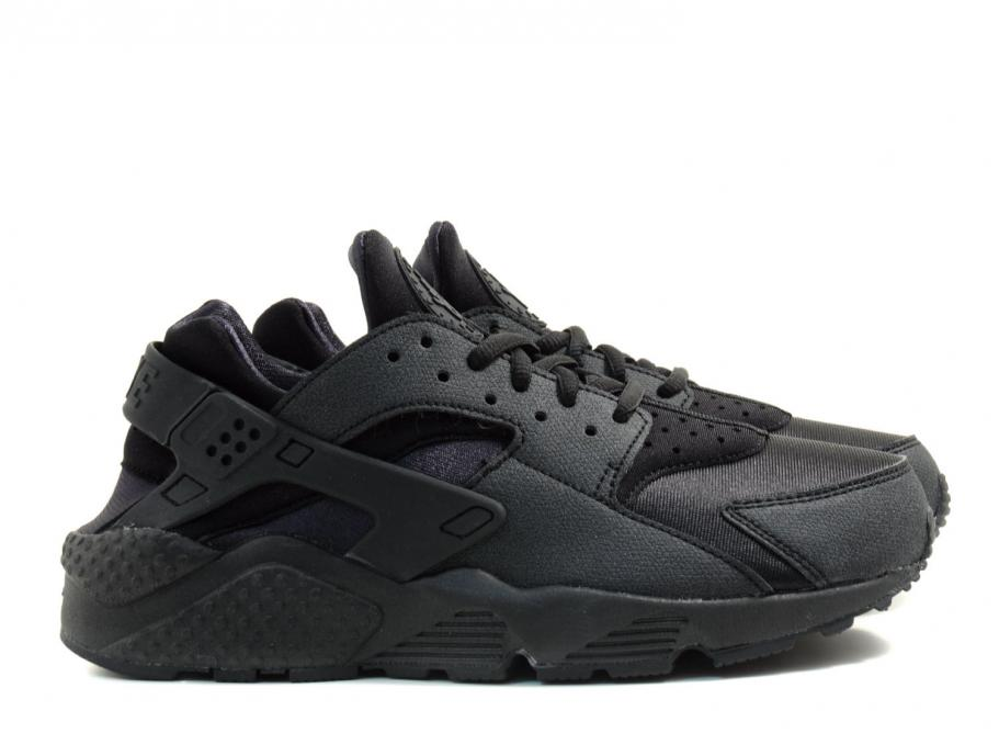 newest d6aee 05711 Nike Wmns Air Huarache Run Black   Soldes   Novoid Plus