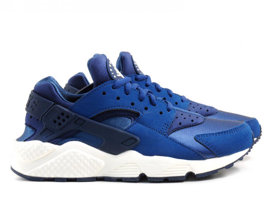 dbd84ff5fa9 Nike Wmns Air Huarache Run Blue Force   Soldes   Novoid Plus