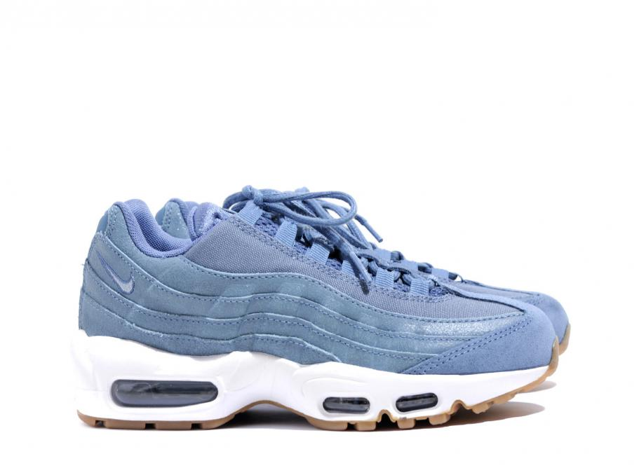 outlet store efc2a 1ee83 Nike W Air Max 95 Premium Smokey Blue