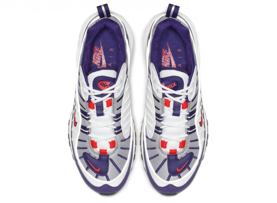 buy online ff174 e3333 Nike Wmns Air Max 98 White / Racer Pink