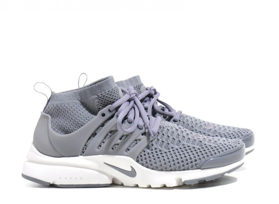 cheap for discount 7b89d 1d1c6 Nike Wmns Air Presto Flyknit Cool Grey 835738-002  Soldes  N