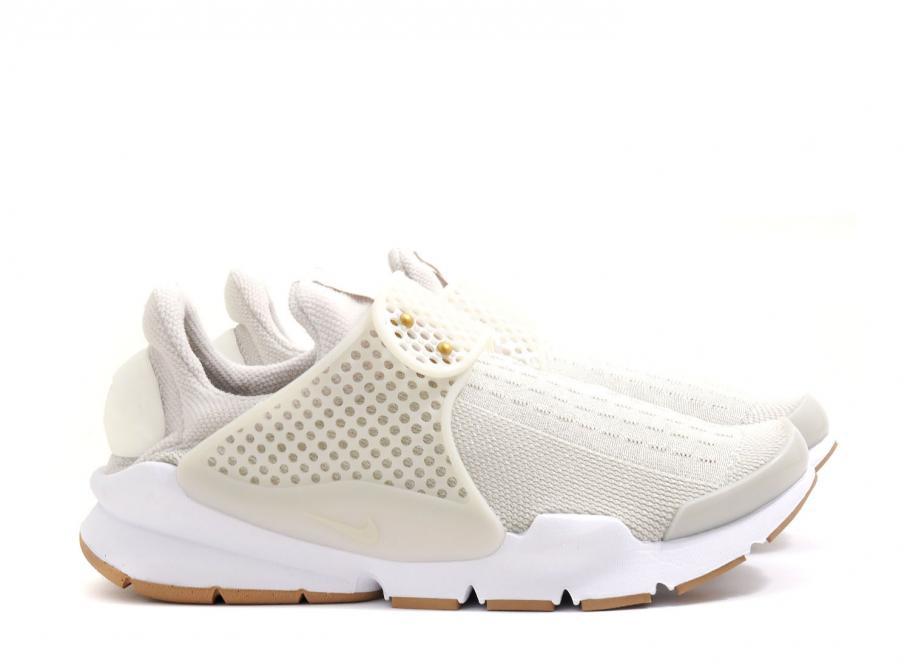 reputable site 452c0 926af Nike Wmns Sock Dart Light Bone