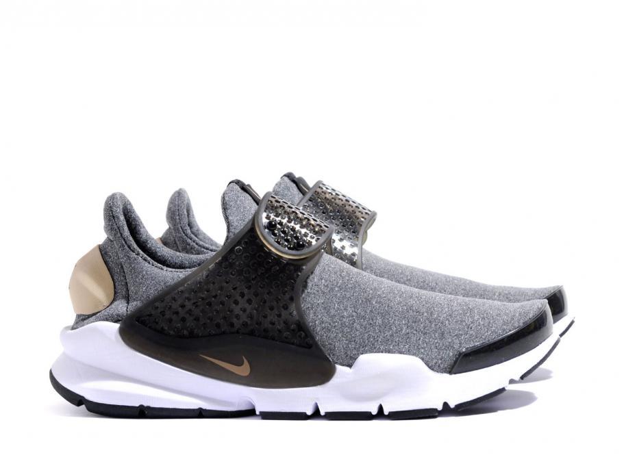 new products 53c64 6b006 Nike Women's Sock Dart SE Black / Vachetta