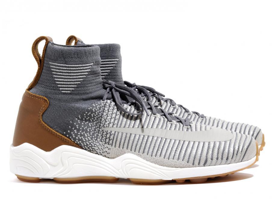 3d5aacbd643 Nike Zoom Mercurial XI FK Shoe Dark Grey 844626-003   Soldes   Novoid Plus