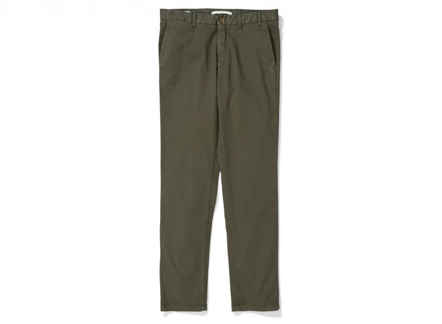 8a373781ce Norse Projects Aros Slim Light Stretch Ivy Green / Soldes / Novoid Plus