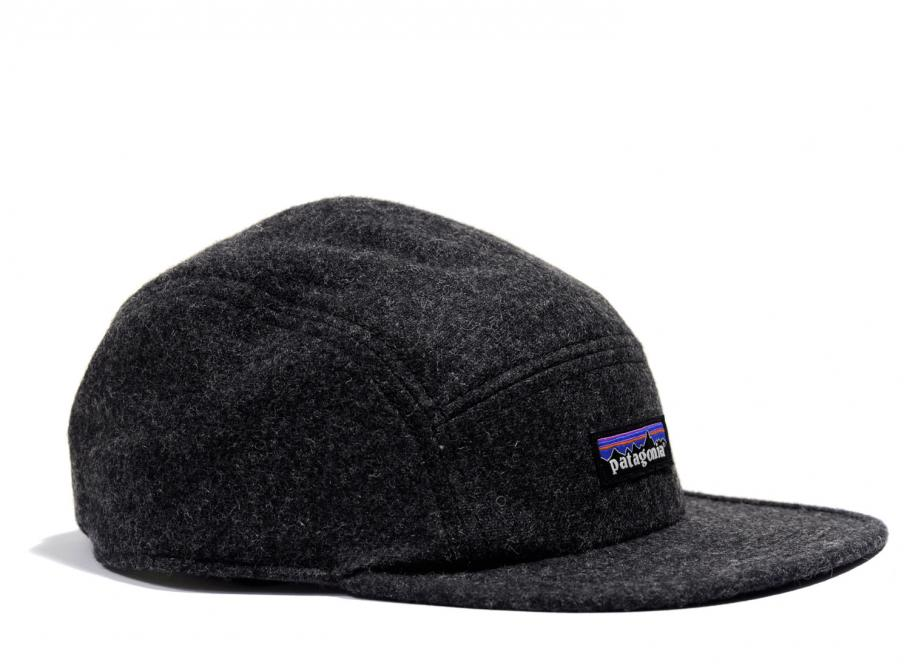 83a313fe Patagonia Recycled Wool Cap Forge Grey / Soldes / Novoid Plus