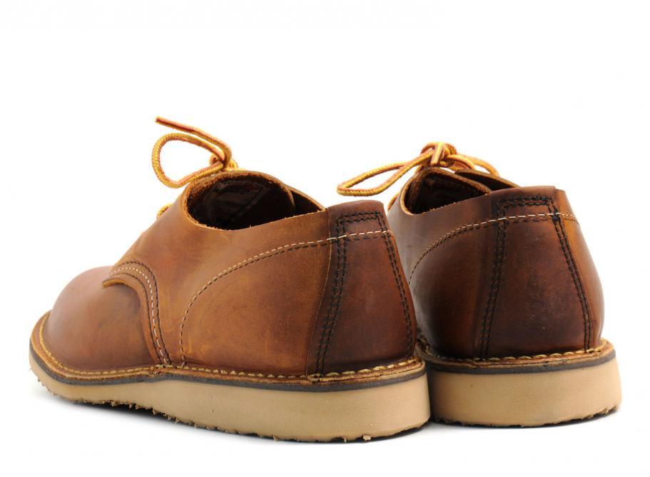 red wing shoes weekender oxford cooper soldes novoid plus. Black Bedroom Furniture Sets. Home Design Ideas