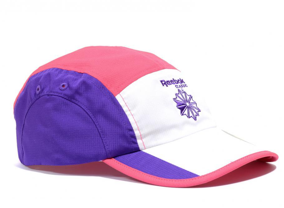 Reebok Classic Running Cap Purple