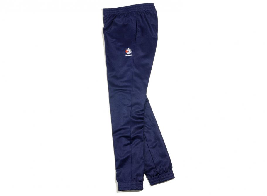 9acf95b8a1b Reebok Classics Foundation Track Trousers Navy DH2078   Soldes   Novoid Plus