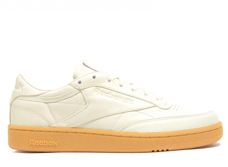 bf0165eb22 Reebok Club C 85 MU Classic White / Gum