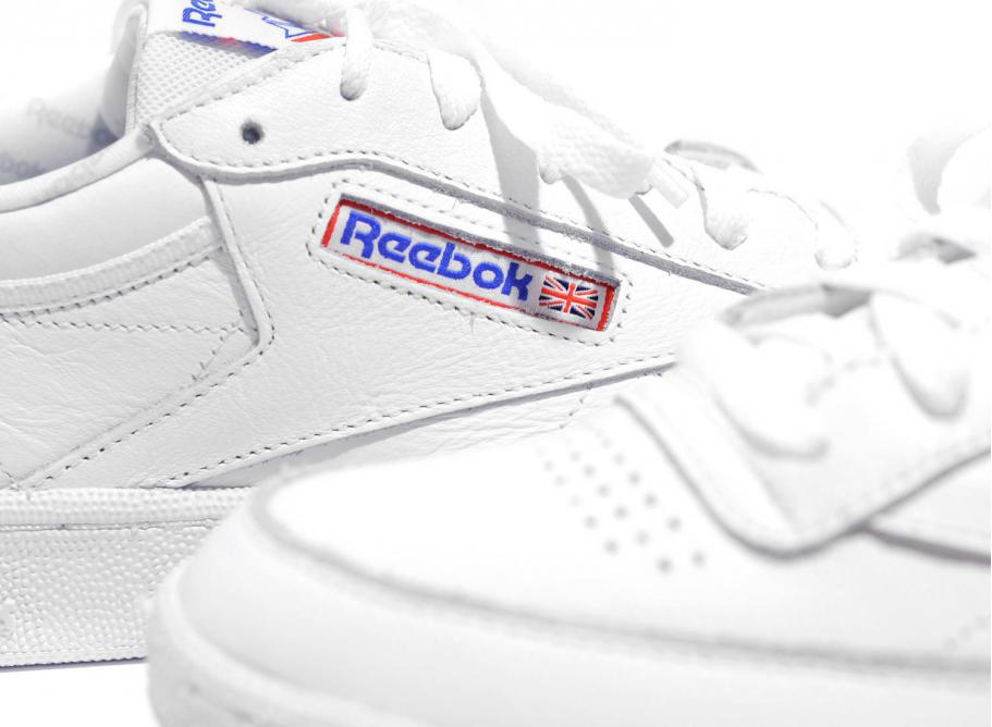 2d31f793cbba Reebok Club C 85 SO Classic White BS5214   Soldes   Novoid Plus