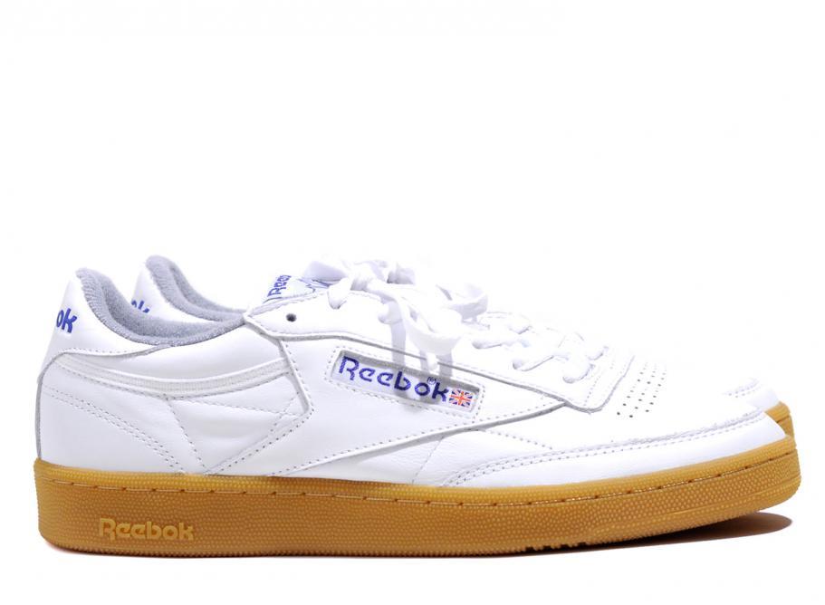 1d1c89fe604 Reebok Club C Gum White BS7635   Soldes   Novoid Plus