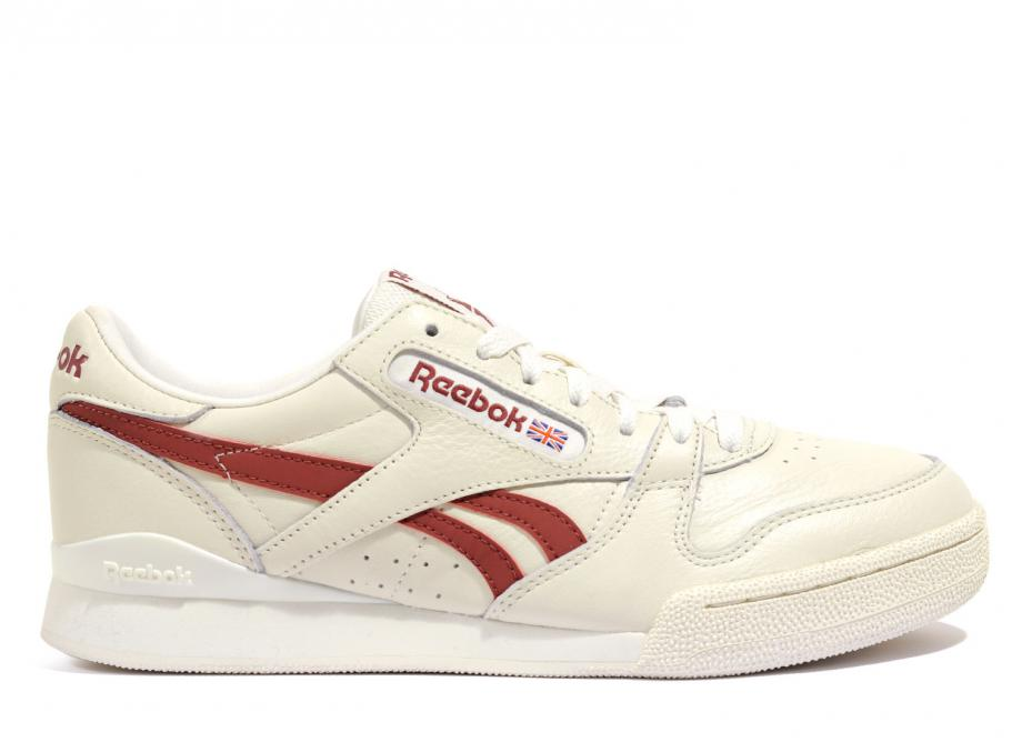 9541aab5474 Reebok Phase 1 Pro Classic White   Meteor Red DV3793   Soldes   Novoid Plus
