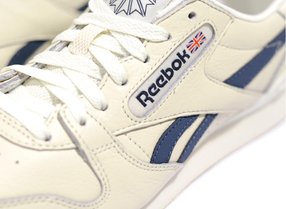 dc0b7beb Reebok Phase 1 Pro Classic White / Blue Hills