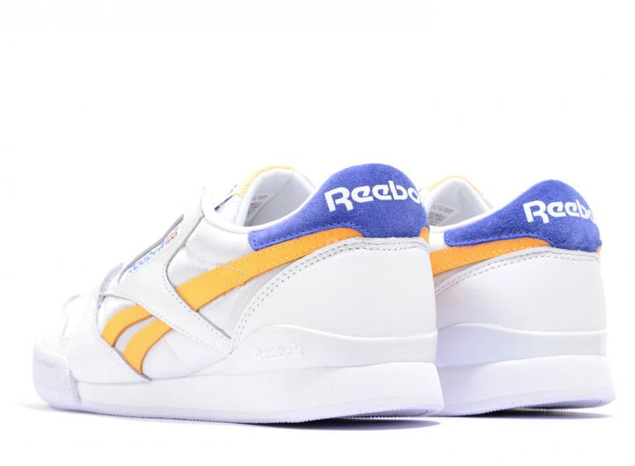 Reebok Phase 1 Pro MU White / Crushed