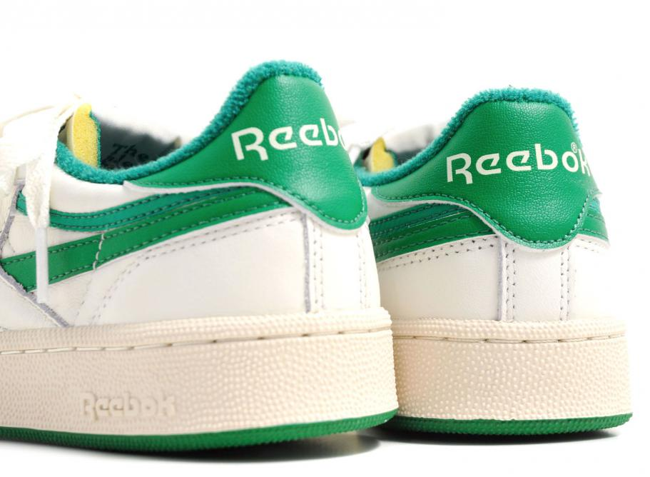 best cheap d63a4 f5224 Reebok Revenge Plus Vintage Chalk   Green V67895   Soldes   Novoid Plus