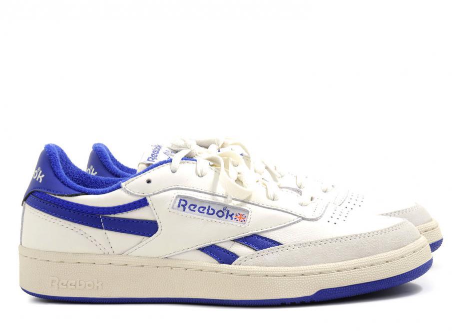 Reebok Revenge Plus Vintage Chalk Royal Blue