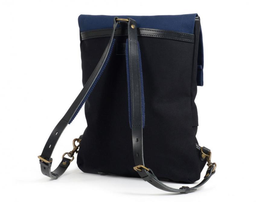 911x668 sac coursier bleu de chauffe le mont saint michel. Black Bedroom Furniture Sets. Home Design Ideas