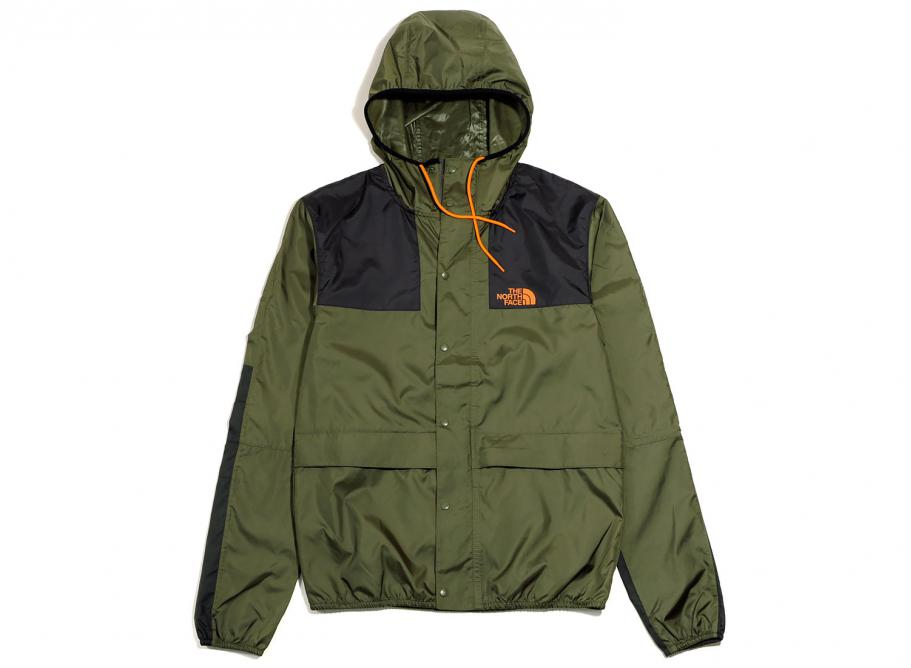 874348c961 The North Face 1985 Mountain Jacket New Taupe Green   Soldes   Novoid Plus