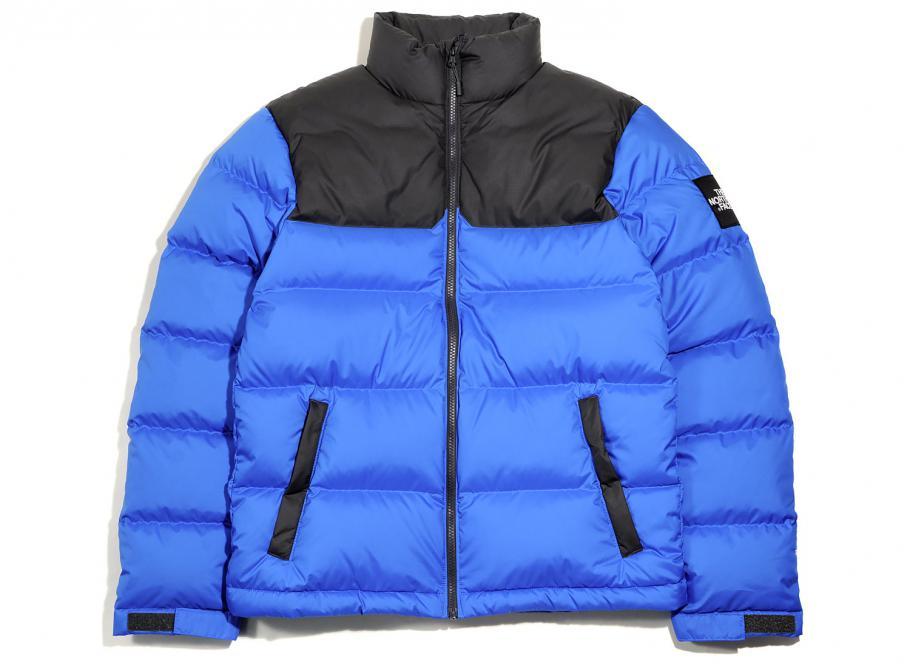 ed680e9656 The North Face 1992 Nuptse Jacket Blue / Asphalt Grey / Soldes / Novoid Plus