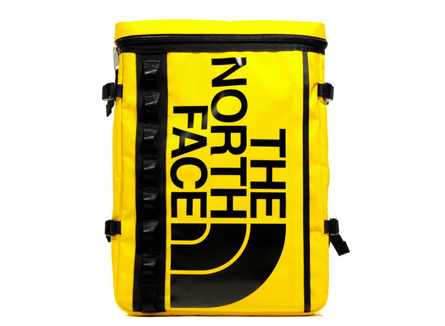 The North Face Base Camp Fuse Box Yellow on