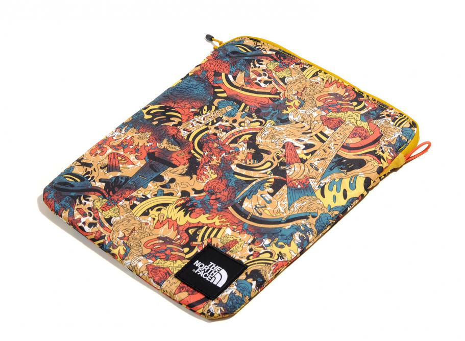 5742d6e42 The North Face Flyweight Laptop 13 / Leopard Yellow
