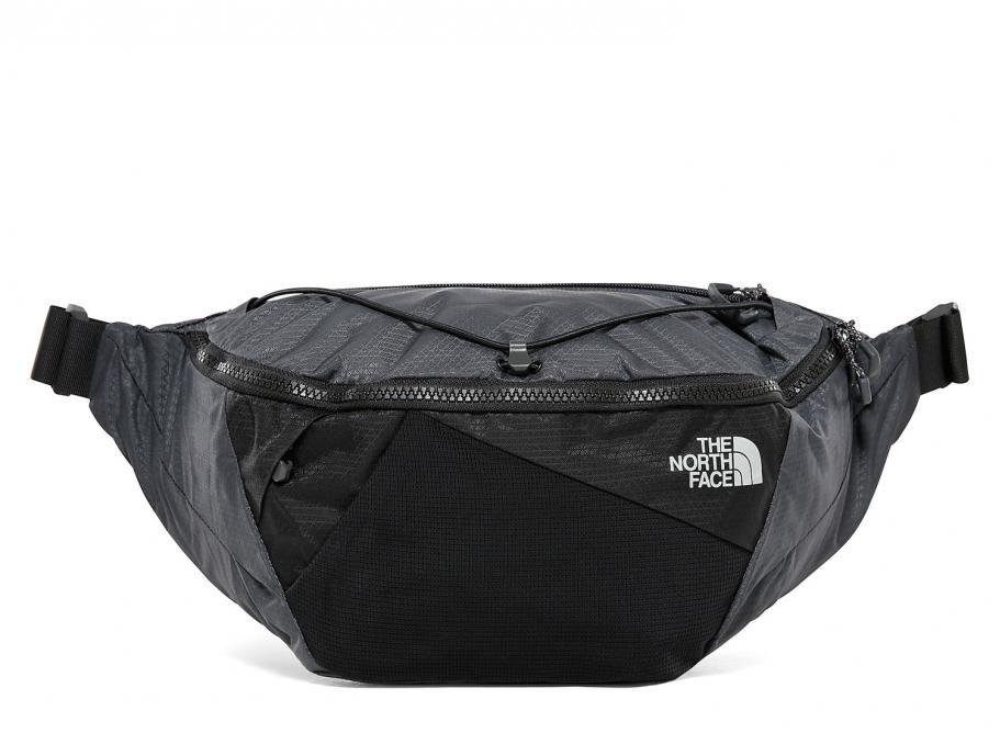 e0eb14815 The North Face Lumbnical Bum Bag Large Asphalt Grey