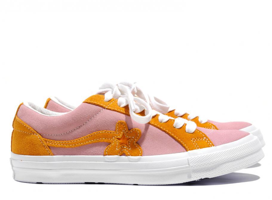 c26352c3da4 Converse One Star Golf Le Fleur Candy Pink 162125C   Soldes   Novoid Plus
