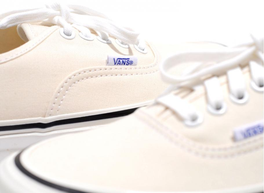 Vans Authentic 44 DX Anaheim Factory Offwhite