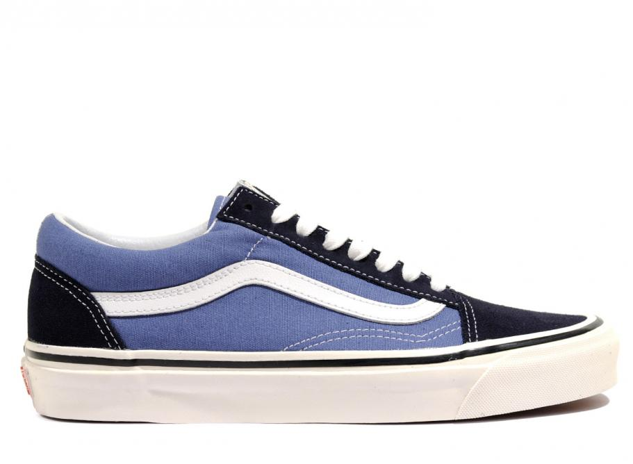 1c3bdae8d5 Vans Old Skool 36 DX Anaheim Factory OG Navy   Soldes   Novoid Plus