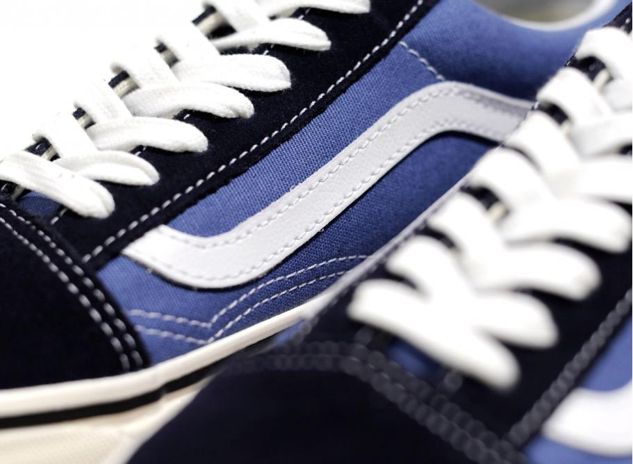 Vans Old Skool 36 DX Anaheim Factory OG Navy